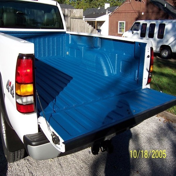 Colored Truck Bedliner Spray Lining Amp Coatings Storefront